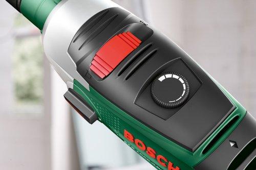Bosch DIY Schlagbohrmaschine PSB 1000-2 RCE, Zusatzhandgriff, Tiefenanschlag, Koffer (1000 Watt, Max. Bohr-ø 1./2.Gang: Holz: 40/25 mm, Beton: 20/13 mm) - 9