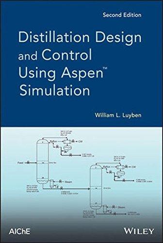 Distillation Design and Control Using Aspen Simulation by William L. Luyben (2013-05-17)