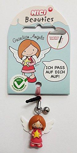 Nici - Beauties Smartphone Stecker Schutzengel Ich Pass auf Dich auf!