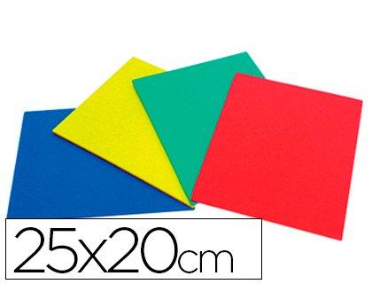 caucho-color-plancha-25x20cm-bolsa-de-cuatro