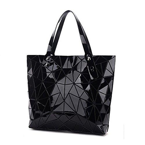 Handtaschen Mode-Hand Variety Freizeit-Beutel Geometrische Umhängetasche Black