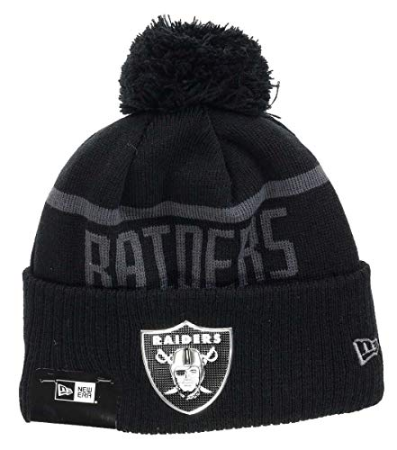 de657b53194 Oakland raiders beanie the best Amazon price in SaveMoney.es