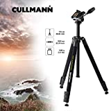 Cullmann 52461 NANOMAX 460 RW20 Dreibeinstativ mit 3-Weg-Kopf (3 Auszüge, Höhe 170 cm, Tragfähigkeit 4kg)