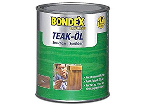 Preisvergleich Produktbild Bondex Teak-Öl Teak Express 0,75 l - 330358