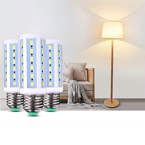 CplaplI LED-Leuchtmittel, 220 V, E27/E14, 5/7 W, Aluminium, Maisform, Energiesparlampe