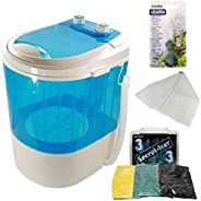 SECRET SMOKE - Machine à laver Extraction de résines à froid (ICE WASHER resins extraction) + Kit Secret icer
