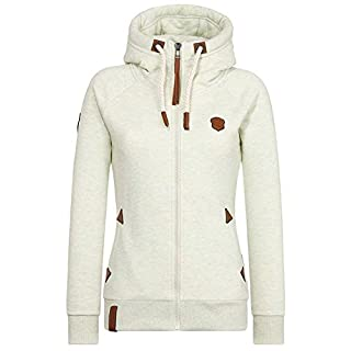 b418c27db5ba Zipper hoodie damen naketano. Naketano Damen Kapuzenjacke Blonder Engel  Kapuzenjacke