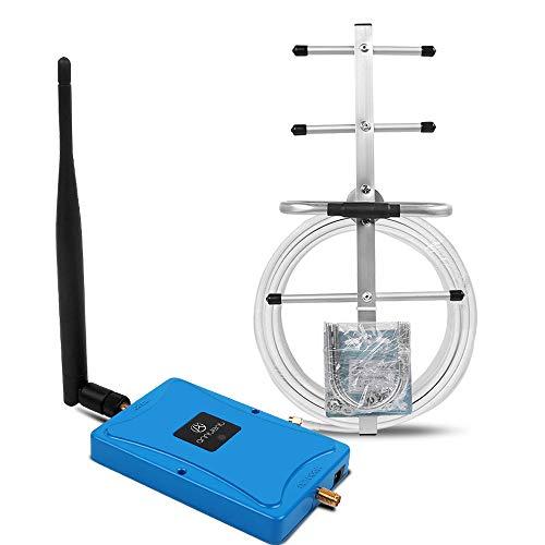 Handy LTE Verstärker für O2, T-Mobile, Vodafone 800 MHz (Band 20) Signalverstärker 4G Verstärker Netzwerk Verbessern