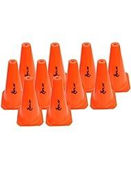 ES Training Traffic Cone - 15 Inch (Orange) x 10