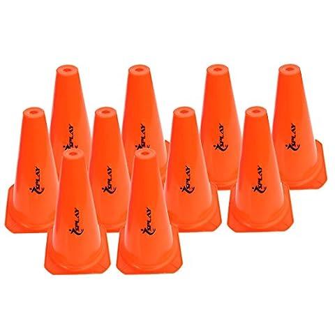 Training Traffic Cone - 9 Inch (Orange) x