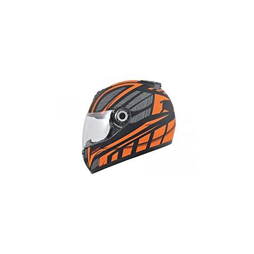 Preisvergleich Produktbild Motorradhelme Integral Boost B530 Ultra schwarz matt orange