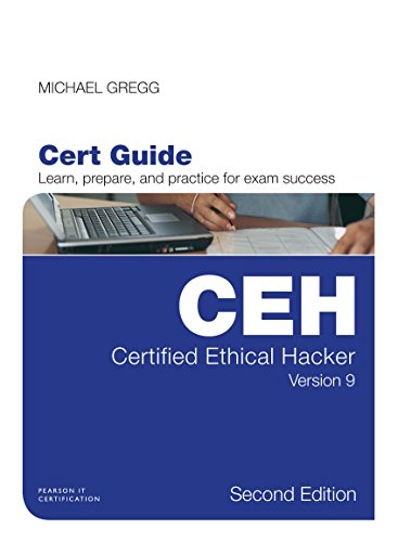 Certified Ethical Hacker (Ceh) Version 9 Cert Guide (Certification Guide par Michael Gregg
