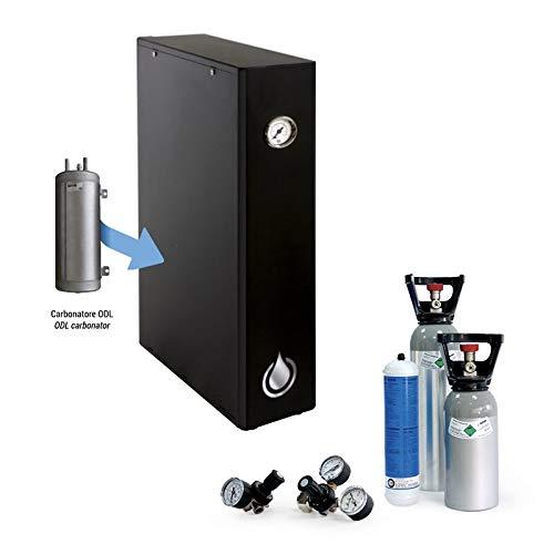 Senna Umkehrosmose-Sprudelanlage ohne Kühlung Gas RO, Sprudel aus dem Wasserhahn! Untertisch-Trinkwassersystem - Trinkwassersprudler - NEUHEIT!