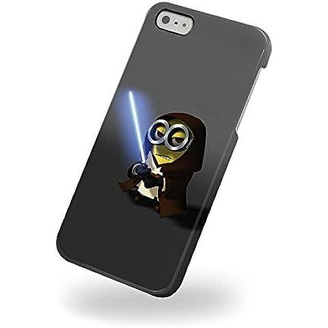Funda Carcasa Dura Rígida Minions Star Wars para Samsung Galaxy Mini S3