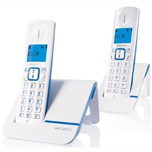 Alcatel Versatis F 230 Freestyle DUO Schnurlostelefon (DECT)