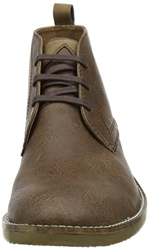 Burton Menswear London Herren New Manson Chukka Boots Braun