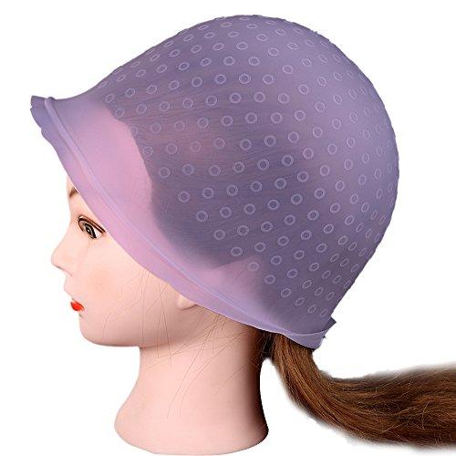 TAOtTAO Professional Salon de Coloration de Cheveux réutilisable pour Coloration de Cheveux, Rose, 20 * 31cm/ 7.87 * 12.20\