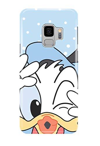 Case Me Up Handy Hülle für Samsung Galaxy S9 Scrooge McDuck Donald Duck Daisy Disney 15 Designs - Duck Handy
