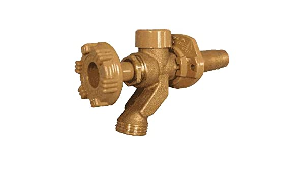 Woodford 17CP-14-MH 14 Frostfree Faucet 1//2 MIP or 1//2 Female Sweat Connection