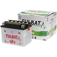 Batteria FULBAT YB4L–B Dry, con Acido Pack