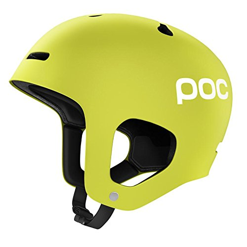 POC Auric Skihelm, Hexane Yellow, M-L