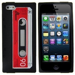 Retro 1980s Cassette Case for iPhone 5/5S