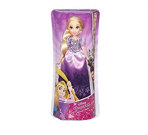 Disney Muñeca Princesa Rapunzel 30 CM. ARTICULADA