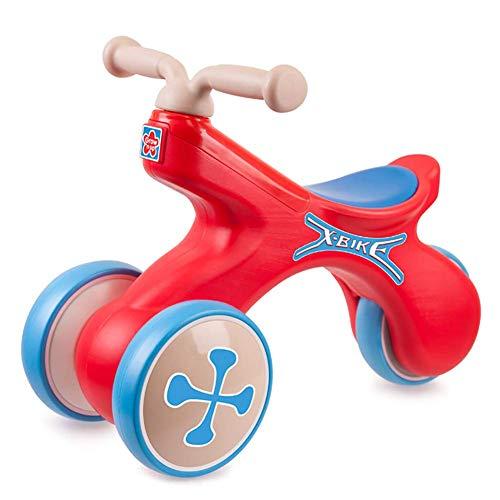 Bebé equilibrio bicicletas bicicleta, triciclo niños primera bicicleta, niños aprendizaje andar bicicleta...