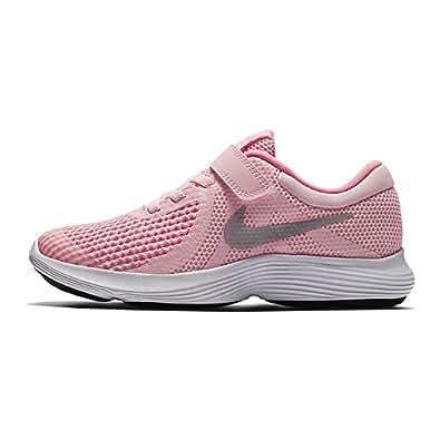 Nike Revolution 4 (PSV) - Running Shoes - Girl: Amazon.co