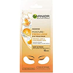 Garnier Skin Naturals Innovation Moisture + Fresh Look Eye Tissue Mask 6g