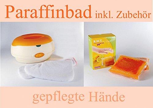 Paraffinbad + Zubehör - Set