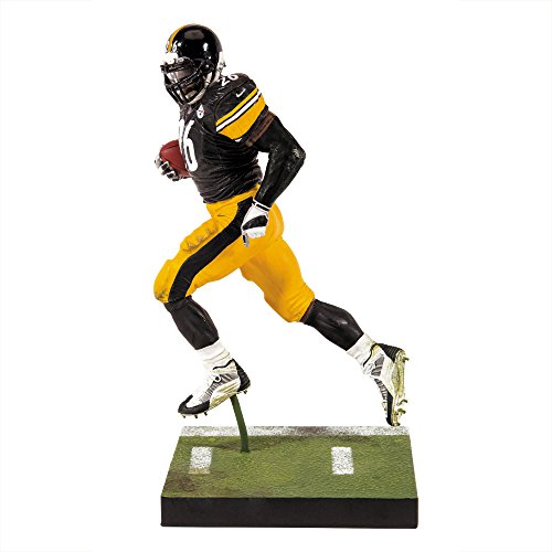 ane Action Figure Pittsburgh Steelers Le'Veon Bell (Steelers Football-uniform)