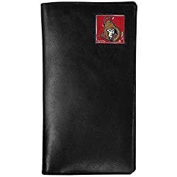 NHL Ottawa Senators Tall Leather Wallet