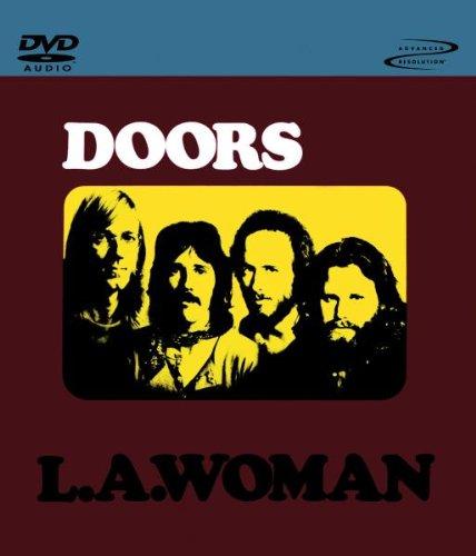 L.a. Woman - the Doors [DVD de Audio]