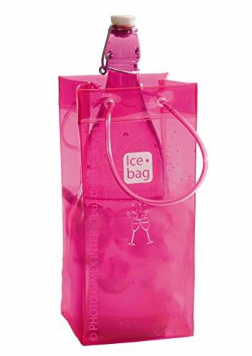 gimex-17400-ice-bag-basic-rafraichisseur-1-bouteille-rose-30-x-1-x-15-cm