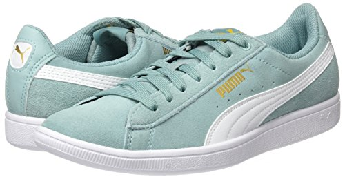 Puma Vikky Sneaker Donna Verde Aquifer White 42 EU Scarpe