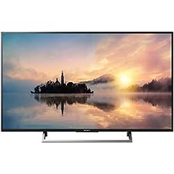 """Sony KD-43XE7096 - Televisor 43"""" 4K HDR LED SmartTV (Motionflow XR 400 Hz, 4K X-Reality PRO, Wi-Fi), negro"""