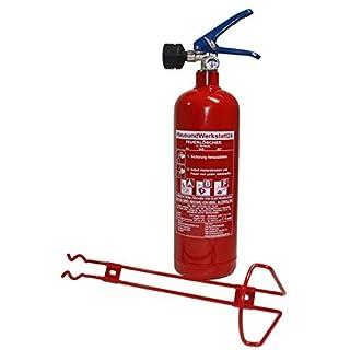 Feuerlöscher-Schaum GWG-2x-ABF gegen Öl-/Fettbrände, 2l Made in Europe - neueste Generation
