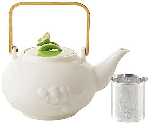 Alison Appleton Porcelain Woodland Teapot,