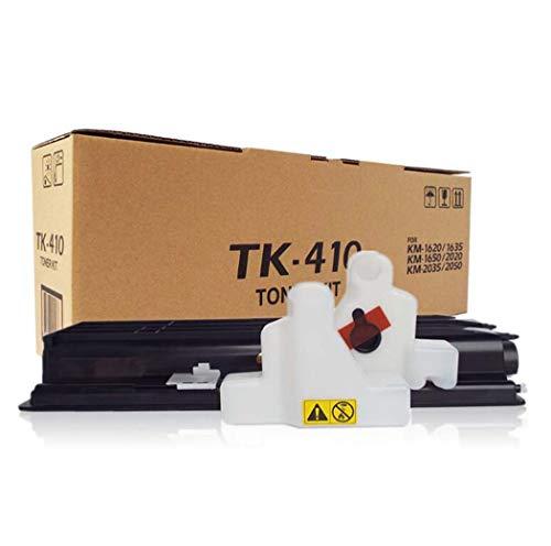 WSHZ Compatibile con Cartuccia di Toner TK-410 Stampante per KM1620 2020 2050 1635 2035 2550 Stampante Laser KM1648 Cartuccia Toner