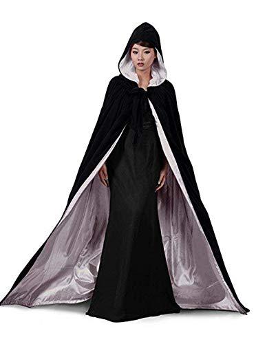Special Bridal Halloween-Kostüme Umhang mit Kapuze Halloween-Kostüme Mittelalterlicher Umhang Mit Kapuze ()