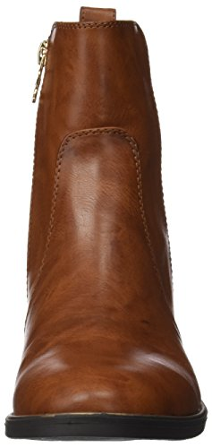 XTI Damen 047533 Biker Boots Beige (Camel)