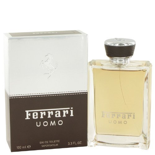Ferrari Uomo Cologne By Ferrari 3.3 oz Eau De Toilette Spray For Men - 100% AUTHENTIC by Ferrari
