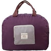 hojax Nylon impermeabile borsa da viaggio per uomini e donne - Nylon Impermeabile Borsone