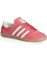 adidas Originals Hamburg la zapatilla de deporte rosada S74834
