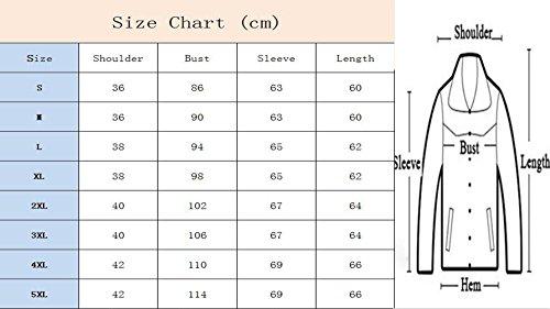 YouPue Femme Manches Longues Chemisier T-shirt Dentelle Crochet Hauts Chemise Creux O-Cou Blouse Élégant Été Blanc