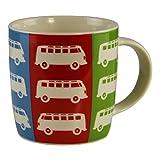 Officially Licensed Volkswagen Campervan Mug – Multicoloured