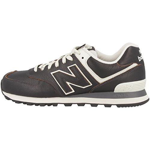 New School Balance Old (New Balance Herren ML 574 Schuhe)