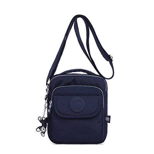 TEGAOTE Schultertasche Damen Umhängetasche Mode Handtasche Lässige Reisetasche Vintage Taschen Leicht Strandtasche für Mädchen Sporttasche -