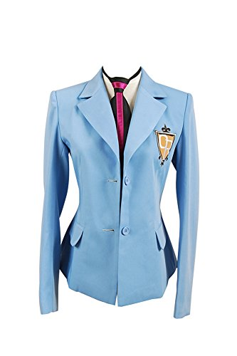 FUMAN Ouran High School Host Club Uniform Blazer Cosplay Kostüm Unisex XXL